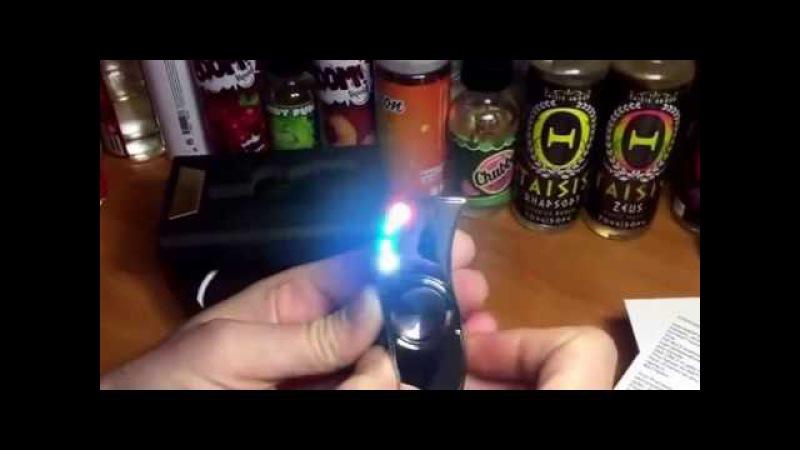 Зажигалка-спиннер с подсветкой