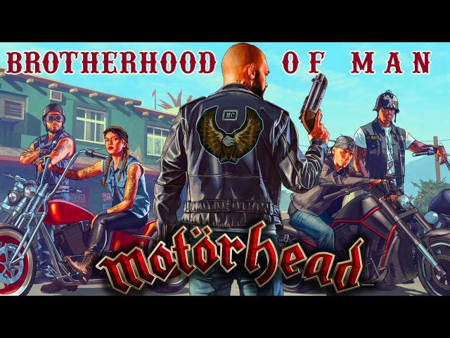 Motorhead 🔴 Brotherhood of Man ✙ Motörhead ✙ (subtitles lirics) R.I.P. Lemmy tribute