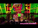 RedFoo of LMFAO Let's Get Ridiculous Live World Premiere The X Factor Australia 2013