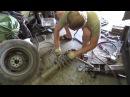 Замена передних стоек на ВАЗ 2115