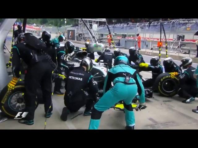 Mercedes AMG F1 Petronas