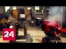 Стальной кулак Ичигеки в битве человекоподобных роботов сошлись Япония и США -...