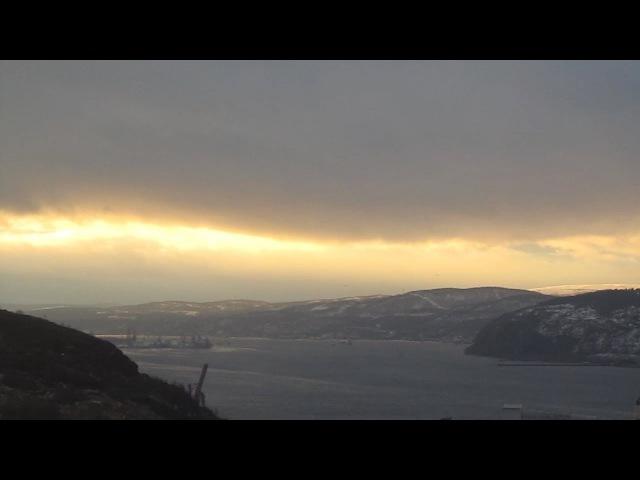 Заполярье Мурманская область The Arctic Murmansk region