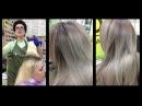 Окрашивание Dim-Out (Димаут) || Затемнение корней у блондинок REVERSE BALAYAGE TECHNIQUE