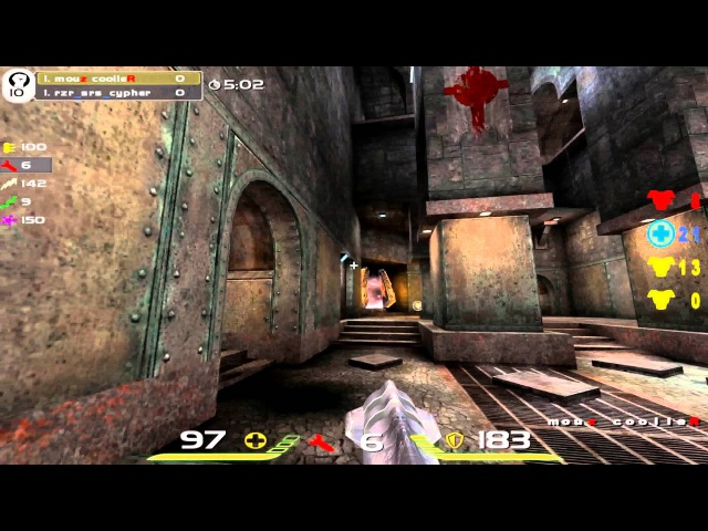 QuakeCon2010 Grand Finals: Cypher vs Cooller - 60 fps- QuakeLive [English Commentary] 1080p60 4k