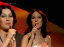 Baccara 'Yes Sir I can Boogie' Top of the Pops 1977