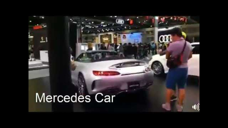 Very nice Cars Exhibition and sale with OneCoin of DealShaker Oneline Market in Thailand