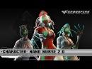 CrossFire Mutants Characters : Nano Nurse 2.0 ☆