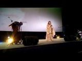 Наталья Варлей на дне кино в Саранске
