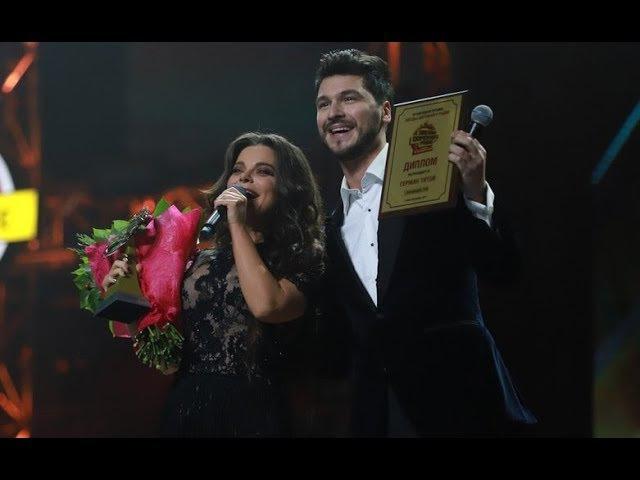 Наташа Королева и Герман Титов / премия Звёзды Дорожного радио / 10.12.2017
