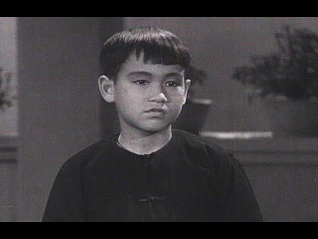 Брюс Ли в возрасте 10 лет. В фильме
