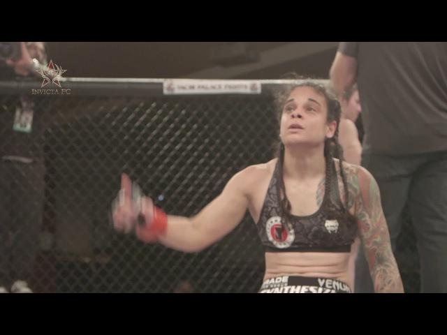 Invicta FC 25: Livia Renata Souza Post-Fight Interview