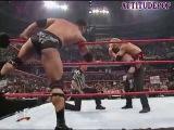 WCOFP The Undertaker &amp The Rock Vs Edge &amp Christian Tag Team Championship