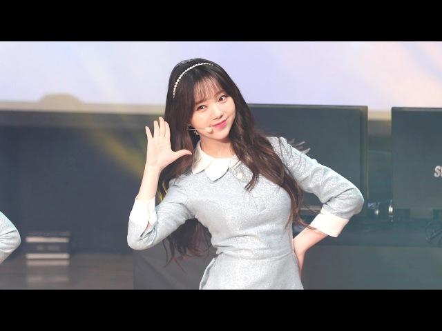 171203 러블리즈 (Lovelyz) - 종소리 (Twinkle) 케이 직캠 (Kei Focused) [서든어택 팬미팅] 4K Fancam by 비몽