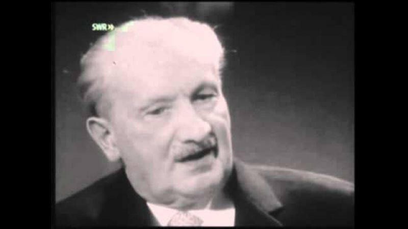 Heidegger - Wer und was ist der Mensch