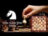 Разрыв МАСТЕРОВ Lichess.org #1! Ферзевый гамбит.Карлсбадский вариант!