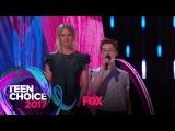 The Cast Of THE MICK Gives Away A Teen Choice Surfboard TEEN CHOICE