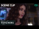 Stitchers Season 3 Episode 10 Ivy Apologizes to Linus Freeform