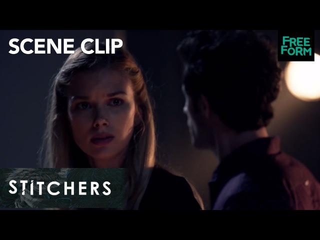 Stitchers Season 3 Episode 10 Kirsten Finds Her Mom Freeform смотреть онлайн без регистрации