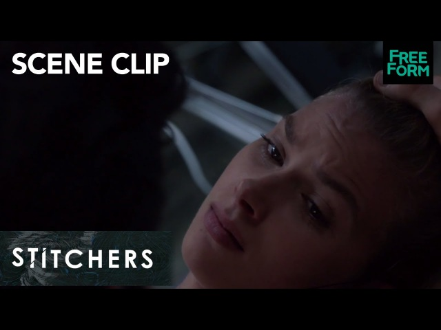 "Stitchers Season 3 Episode 10 Cameron Says I Love You"" Freeform смотреть онлайн без регистрации"
