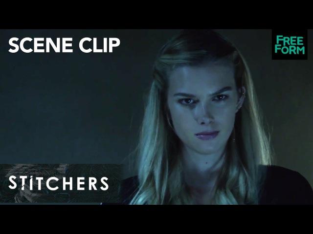 Stitchers Season 3 Episode 10 Kirsten Questions Stinger Freeform смотреть онлайн без регистрации