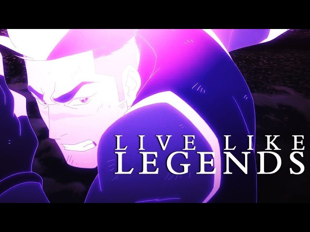 Voltron Legendary Defender Live Like Legends