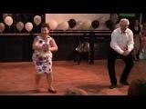 Пенсионеры Танцуют Рок-н-Ролл.