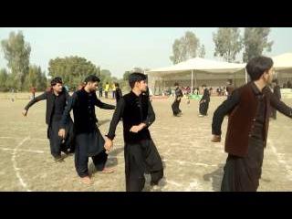 Pashto mast attan in mps and colleg multan