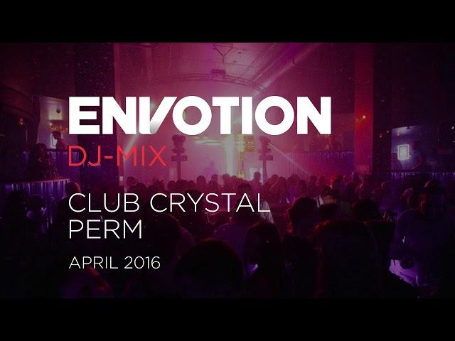 Club Crytal Perm April 2016