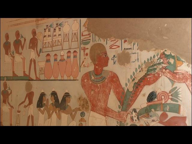 В Египте обнаружены древние захоронения возрастом около 3 500 лет