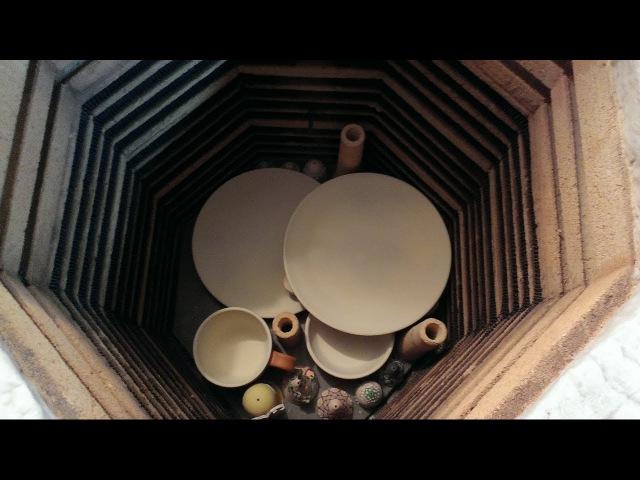 Удобный способ загрузки изделий в печь