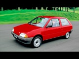 Citroen AX 11 RE 3 door Worldwide 1986 89