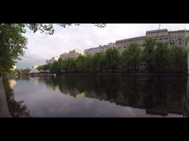 🌳🌲Чистопрудный бульвар или Парк Чистые пруды. Обзорная экскурсия по Москве.