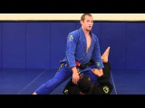 Jiu Jitsu videos Jeff Glover Triangle choke from Knee-belly www.JiuJitsuPedia.com jiu jitsu videos jeff glover triangle choke
