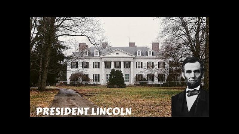 Abandoned Mansion of Abraham Lincolns Cabinet Member!