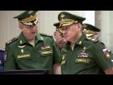 Министр обороны Сергей Шойгу посетил синспекцией суперсовременную РЛС под Ени...