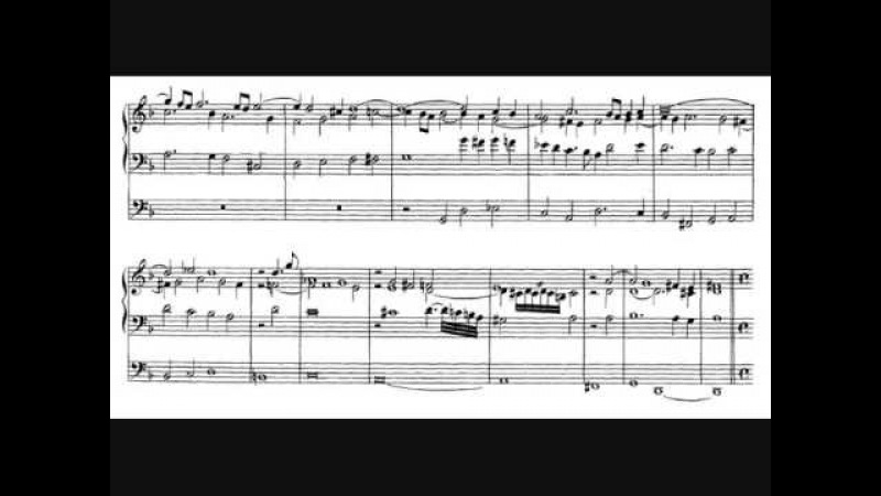 Praeludium in G Minor BuxWV 149 by Buxtehude