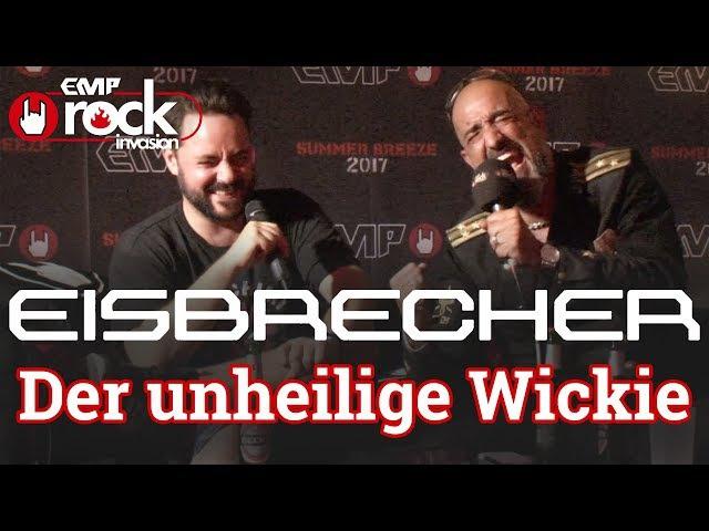 EISBRECHER - Der unheilige Wickie