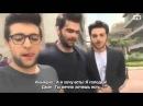 Il Volo a Bogotà, il video diario TV Sorrisi тринадцатый выпуск русские субтитры