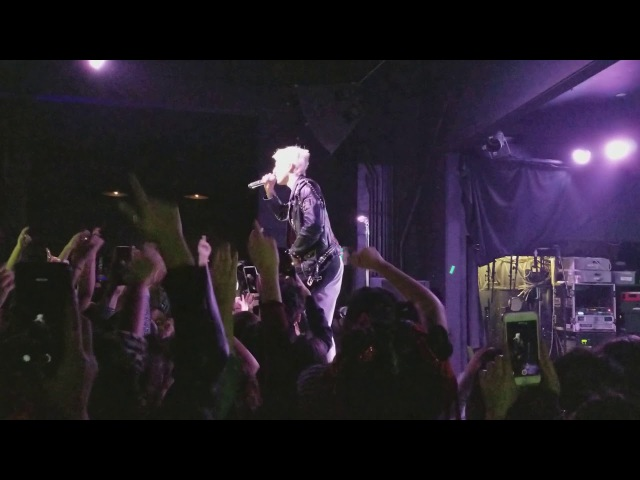 Jesse Rutherford - icanteven (Live At The Echo)
