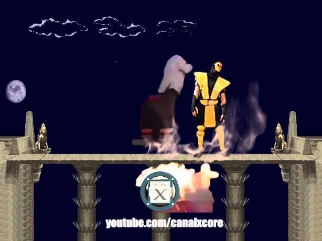 Luís Ricardo pega fogo no Programa do Ratinho (versão Mortal Kombat)