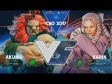 SFV CEO 2017 Best Matches Before Top 8