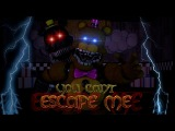 (FNAF SFM)Face of The Past: You Can't Escape Me - by ChaoticCanineCulture