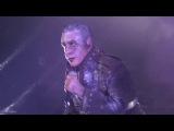 Rammstein концерт в РОССИИ