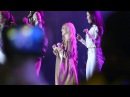 171104 [4k] T-ara/티아라 Vietnam/베트남 concert/콘서트 Qri/큐리--Roly Poly