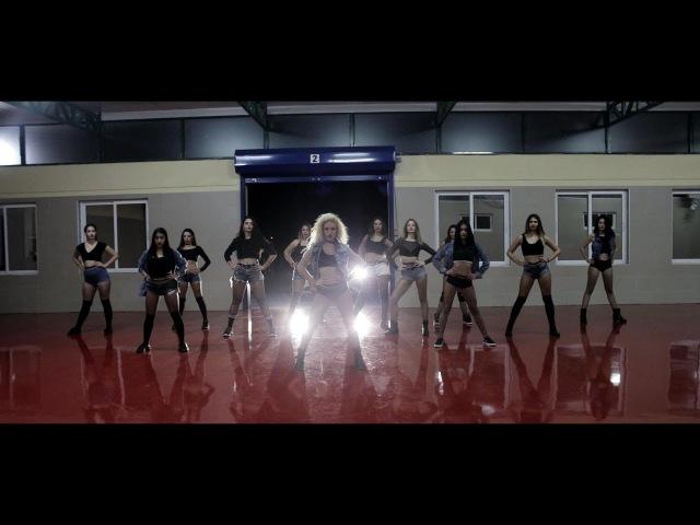 TWERK Dance Mi Gente Choreography Freestyle by Anel Li  Li's Empire Crew 
