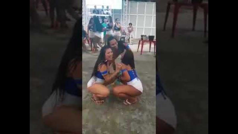 Meninas Dançando Funk 2018 Rádio Mandela Digital
