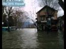 Virpazar Skadarsko jezero POPLAVA 2010 godina.flv