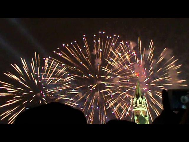 31.12.2015-01.01.2016 Новый Год на Красной Площади часть 3