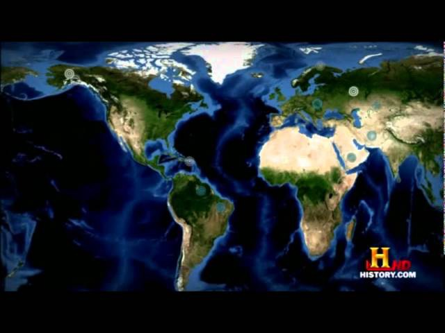 He who controls the weather,controls the world..weather weapons-History channel 2/3